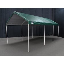 Universal 11 Ft. W x 20 Ft. D Canopy