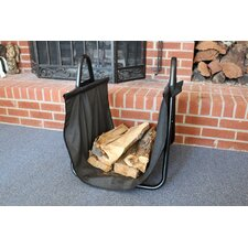 FireKing Firewood Carrier Fire Pit Log Rack