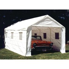 Universal 10.5 Ft. W x 20 Ft. D Canopy