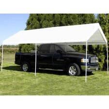 Universal 10.5 Ft. W x 20 Ft. D 6 Canopy