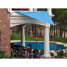 King Canopy 10ft. x 10ft. Triangle Shade Sail