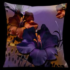 Chocolate Royale Throw Pillow