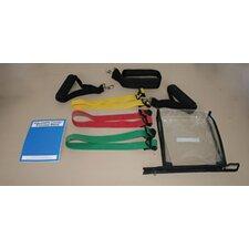 Adjustable Exercise Band Kit (Set of 4)