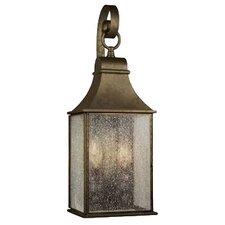 Outdoor 2 Light Wall Lantern