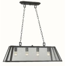 Bedford 4 Light Kitchen Island Pendant