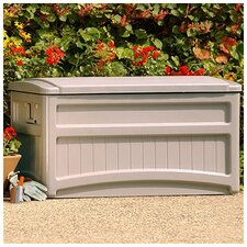 73 Gallon Resin Deck Box