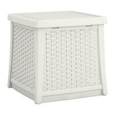 Cube 13 Gallon Resin Deck Storage Box