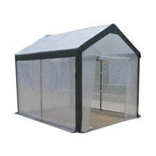 Spring Gardener 8 Ft. W x 10 Ft. D Polyethylene Greenhouse