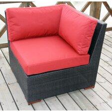 Pasadina Corner Sectional Piece with Cushions