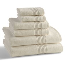 Modal 6 Piece Towel Set