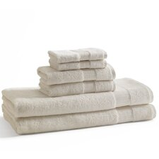 Bamboo 6 Piece Towel Set