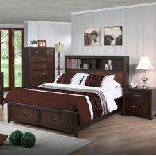 Edison Panel 5 Piece Bedroom Set