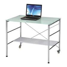 Computer Desk with Adjustable Shelf