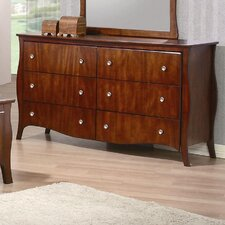 Ontario Dresser in French Cherry