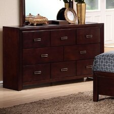 Otago Dresser in Dark Oak