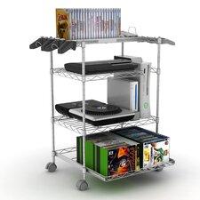 4 Tier Storage Rack