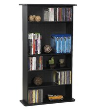 Drawbridge Multimedia Storage Rack
