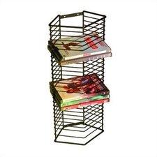 28 DVD Onyx Multimedia Wire Rack