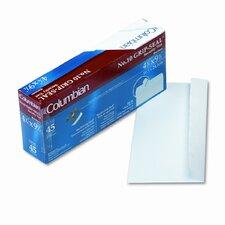 Grip-Seal Inside-Tint Business Envelopes,#10, White Wove, 45/box