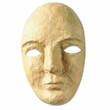 Paper Mache Mask Kit (Set of 2)