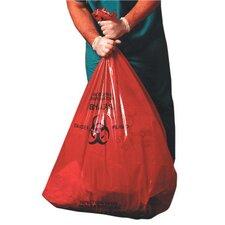 Health Care Low-Density Super Grade Liner 45-Gallon in Red
