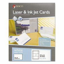 Unruled Index Cards, 150/Box