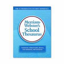 School Thesaurus, 704 Pages