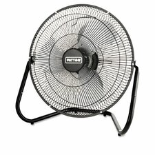 "Patton High-Velocity 18"" Floor Fan"