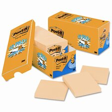 Pop-Up Cabinet Pack Note Pad, 18 Pack