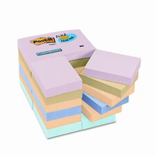 Value Pack Pastel Note Pad, 24 Pack