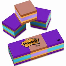 Mini Cubes Note Pad, 3 Pack