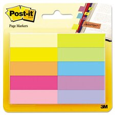 Page Marker Strips (Pack of 10)