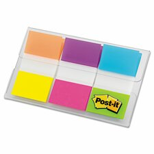 Flags with Portable Dispenser (Pack of 60) (Set of 2)