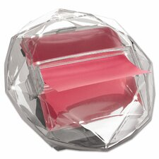 Pop-Up Notes Diamond Dispenser with Pad