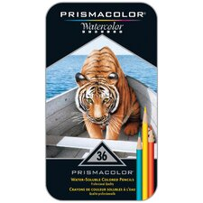 Premier Watercolor Pencils (Set of 36)