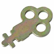 Metal Toilet Tissue Dispenser Key (Set of 10)