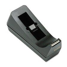 "Desktop Tape Dispenser, 1"" Core, Weighted Non-Skid Base (Set of 2)"