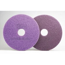 "13"" Diamond Floor Pad in Purple"