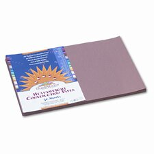 Riverside Construction Paper, 58 Lbs., 12 X 18, 50 Sheets/Pack (Set of 2)