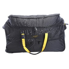 "Expandable 31"" Rolling Travel Duffel"