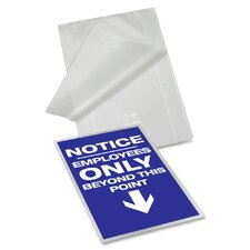HeatSeal Laminating Pouches (Pack of 100)