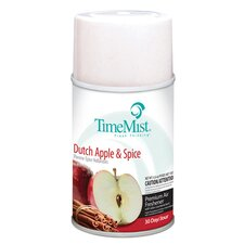 Dutch Apple and Spice Premium Metered Fragrance Dispenser Refills - 6.6 Oz