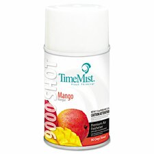 9000 Shot Metered Air Freshener with Mango Scent - 7.5 Oz