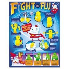 Fight The Flu Learning Chart