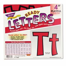 Playful Ready Letter