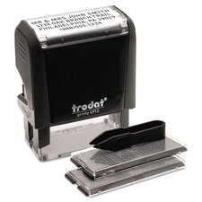 Do-It-Yourself Message Stamp
