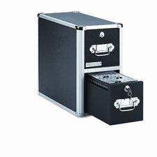 2 Drawer CD File Cabinet