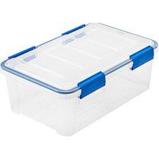 16 Quart WeatherShield Storage Box (Set of 6)