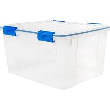 60 Quart WeatherShield Storage Box (Set of 4)