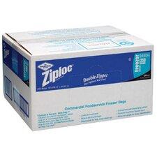 Double Zipper Freezer Bags